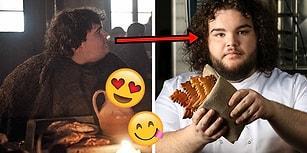 Game of Thrones Hayranları Buraya! Hot Pie'ın Londra'da Açtığı Fırın ve Direwolf Ekmekleri