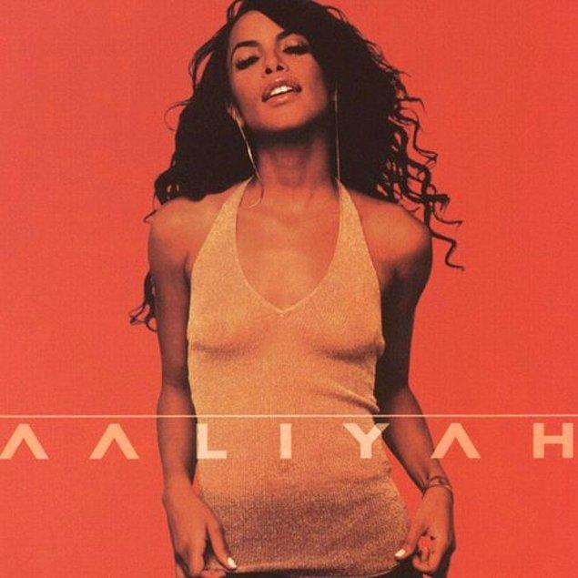 12. Aaliyah - Aaliyah (2001)