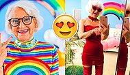 Son Dönemlerin En Çılgın ve En Renkli Karakterine Sahip Büyük Annesi Baddiewinkle'ın Hikayesi