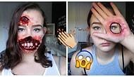 Özel Efekt Makyajlarıyla Herkesin Tüylerini Diken Diken Eden 13 Yaşındaki Dev Yetenek!