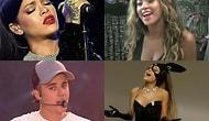 Dünyaca Ünlü 10 Şarkıcının Gerçek Sesleriyle Gerçekleştirdikleri Performansları