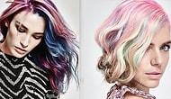 Senin Hangisini Yapacak Cesaretin Var? Sosyal Medyayı Sallayan En Renkli Saç Trendleri