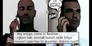 Beşiktaş'ın Viral Olan Transfer Açıklama Şeklini Mizahına Alet Eden 15 Kişi
