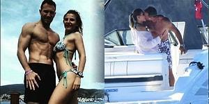 Skandal Bitmiyor! Murat Başoğlu'nun Yeğeni Burcu Başoğlu ile Teknedeki Fotoğraflarına Yenisi Eklendi