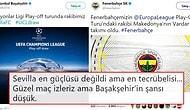 Başakşehir ve Fenerbahçe'nin Avrupa'daki Rakipleriyle İlgili Bir Yorumda Bulunan 16 Kişi