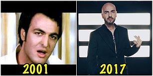 Yakından Tanıdığınız 17 Erkek Şarkıcının İlk Klipleriyle Son Klipleri Arasındaki Şok Değişimi 😱