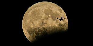 Biz Sana Tutulduk Kaldık: Tüm Dünyadan Etkileyici Fotoğraflar ile Ay Tutulması Manzaraları