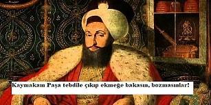 Padişah III. Selim'in Kendi El Yazısıyla Verdiği, Önemli ve Bir O Kadar da İlginç Emirler