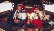 Efsane Formula 1 Pilotu Rubens Barrichello, Oğlunun Yanında Yarışınca Duygularına Hakim Olamadı