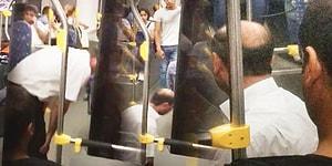 Sosyal Medyanın Gündeminde: Şişli'de Bir İETT Şoförü Dolu Otobüsü Durdurup Namaz Kıldı