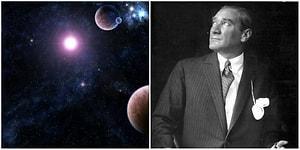 Türk Bilim İnsanları İlk Kez Gezegen Keşfetti: 'Atatürk ya da Türk İsmini Koyabiliriz'