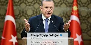 Erdoğan Sosyal Medya Hesaplarından 'Cumhuriyet' İbaresini Kaldırdı: 'Türkiye Cumhurbaşkanı'