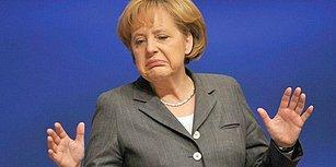Merkel: 'Türkiye ile Tansiyon Düşmedikçe Gümrük Birliği Güncellenmez'