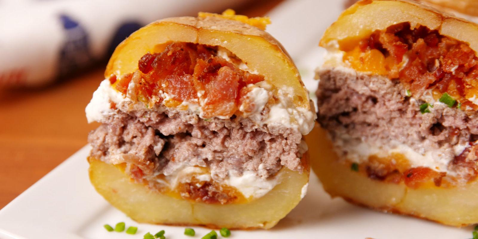 Evde Lezzetli Hamburger Yapmanın Zor Olduğunu Düşünenler İçin 11 Lezzetli Hamburger Tarifi 72