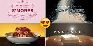 Yemek Tarifi Videoları Dünyaca Ünlü Yönetmenler Tarafından Yapılıyor Olsaydı Nasıl Olurdu?