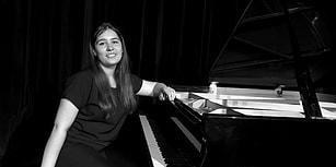 🎶 Ufukta Yükselen Genç Bir Yetenek: Viyana'daki Uluslararası Müzik Yarışmasında Birinci Olan Damla Koşar