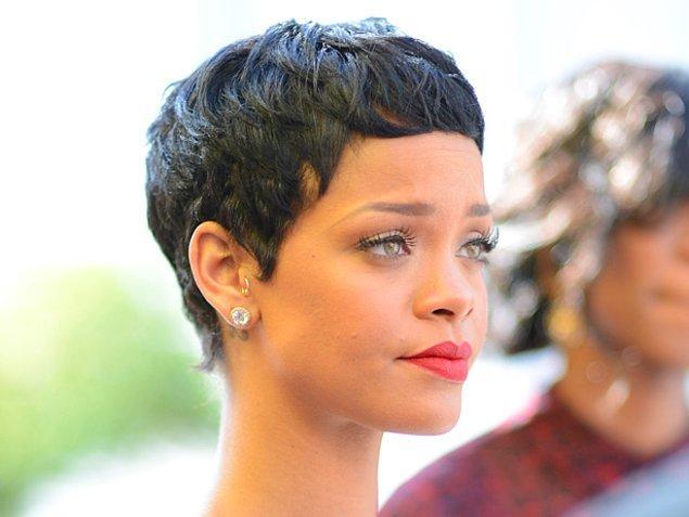 Rihanna bizim kıymetlimiz ve onu sana vermeyeceğiz!