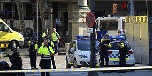 Barcelona'da Terör Saldırısı: Ölü ve Yaralılar Var