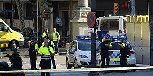 Barcelona'da Terör Saldırısı: 13 Ölü, En Az 50 Yaralı