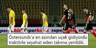 Avrupa Kulvarında Fenerbahçe'nin Vardar'a Yenilmesini Yorumsuz Bırakmayan 25 Kişi