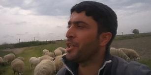 """Çobandan Muhteşem """"Nazende Sevgilim"""" Performansı"""