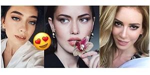 Makyaj Stiliyle Güzelliğine Güzellik Katan, Bakanı Bir Daha Baktıran 13 Ünlümüz