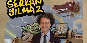 Karikatürist 'Mucit Müyendiz' Serkan Yılmaz'ın Birbirinden Yaratıcı ve Eğlenceli 15 İcadı