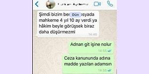 Bir Avukat ve Müvekkili Arasında Geçen Akıllara Zarar Whatsapp Yazışması
