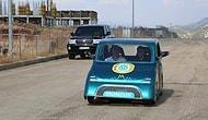 Munzur Üniversitesi Öğrencilerinden Elektrikli Otomobil: 1 Lira 43 Kuruşla 130 Kilometre Gidiyor