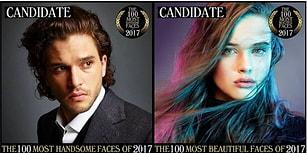 Dünyanın En Güzel Yüzlü İnsanlarını Seçiyoruz!