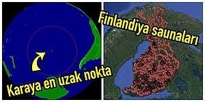 Dünya Görüşünüzü Kökten Değiştirmese de Şöyle Bir Sarsacak 18 Şaşırtıcı Harita