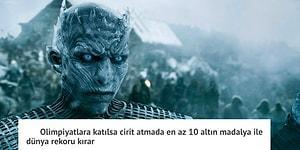 Game of Thrones 7x6'yı Ejderha Vuran Ak Gezen Coşkusuyla Kutlayan 23 Goygoycu