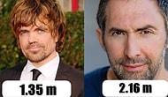 Artık Ev Halkından Saydığımız 'Game of Thrones' Oyuncularının Kısadan Uzuna Boy Sıralaması