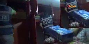 Manisa'da Ev Aramasında Bir Polisin Altın ve Paraları Çaldığı İddiası