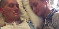 Geçirdiği Kaza Sonrası Felç Olan Eşinin Yanından Bir An Olsun Ayrılmayan Kadın!