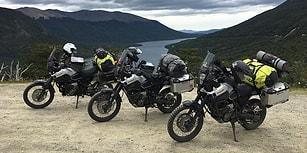 Motosikletleriyle Latin Amerika'yı Turlayan 3 Türk Gencinden İç Çektiren 33 Paylaşım