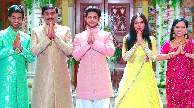 7. Hindistan'da giyim toplumsal sınıflandırmanın bir parçasıdır.
