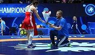 Milli Güreşçimiz Yasemin Adar, Dünya Şampiyonu Oldu; Hemen Sonrasında Evlilik Teklifi Aldı