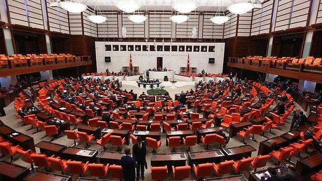1. Milletvekillerine seçimler öncesinde ya da sonrasında işlediği suçlardan soruşturma açılabilecek. Soruşturma yetkisi Ankara Cumhuriyet Başsavcılığı'nda...