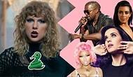 Düşmanlık Büyüyor! Taylor Swift Çıkacak Yeni Albümünün İlk Parçasıyla 'Eski Taylor Öldü' Dedi!