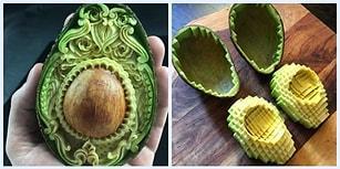 Avokado Sevmeyenlerin Bile Ağzını Sulandırıp Gözlerini Kamaştıracak 17 Sanatsal Sunum!