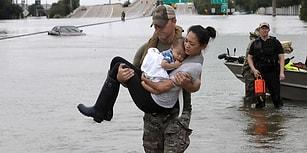 ABD Kırmızı Alarmda: İşte Teksas'ı Sarsan Harvey Kasırgası Hakkında Bildiklerimiz