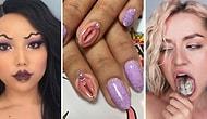 Son Dönemde Sosyal Medyada Sıkça Karşılaştığımız Birbirinden Tuhaf 11 Güzellik Trendi