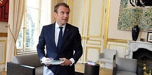 Macron 'Dünya Liderliği Havalı Bir Şey Değil' Dedi ve Ekledi: 'Erdoğan ile 10 Günde Bir Konuşmak Zorundayım'