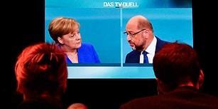 Merkel ve Schulz'un Düellosunda Hedef Türkiye Oldu: 'Yaptırımlar Artsın, AB ile Müzakereleri Kesilsin'