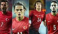 A Milli Futbol Takımı'nı Başarıya Taşıyacak En İdeal 11'i Seçiyoruz!