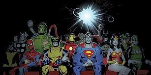DC ve Marvel Kötü Karakterleri Testinde Son Soruyu Görebilecek Misin?