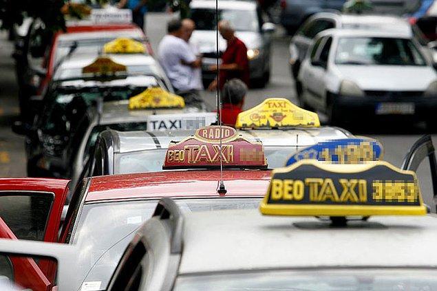 Tüm bunları yaparken zamanı daha iyi kullanmak için ucuz taksileri tercih edin.