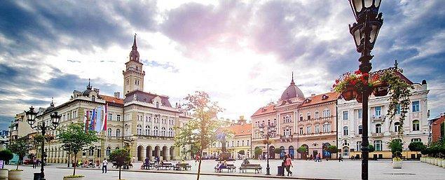 Rehberden Bonus: Fazladan 1 gününüz varsa kardeş şehir Novi Sad'a kaçın.