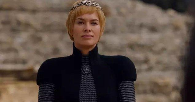 Cersei ateşkes sağlamakla kalmayacağım, hatta sizinle birlikte savaşacağım diyor!